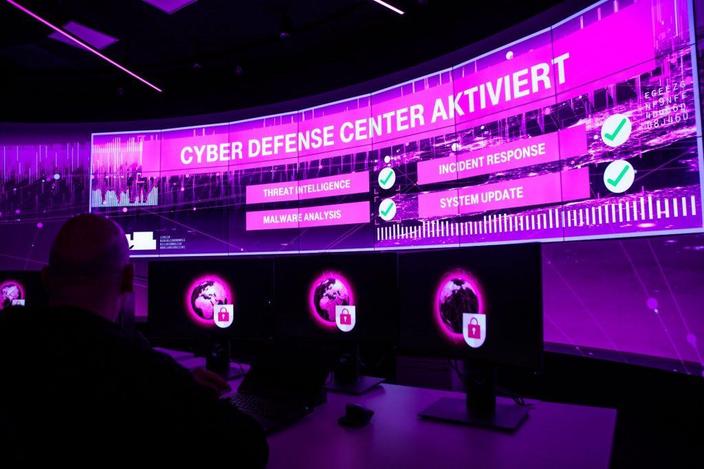 Herschrijven webpagina's T-Systems voor het thema security - Security die staat als een huis