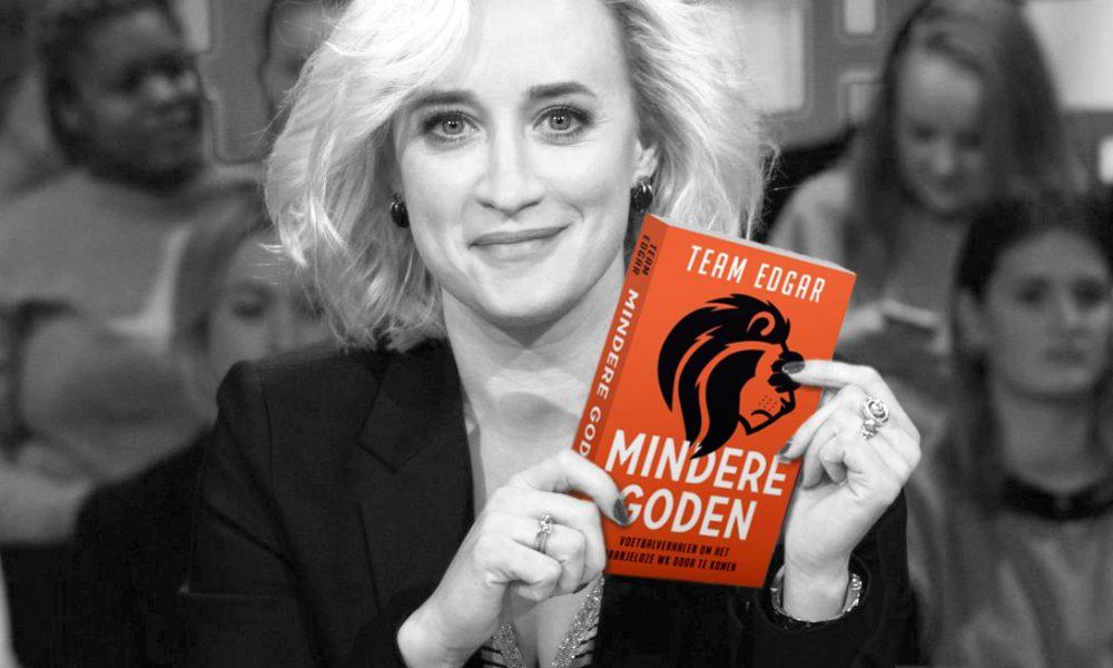 Boeken (nieuw) - Mindere goden, bundel Nijgh en van Ditmar 2018 met literaire verhalen over voetbal van onder anderen Tim Notten