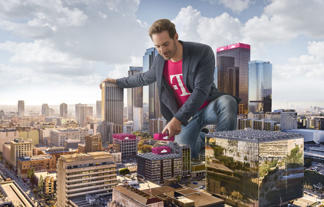 Klik hier voor cloud themabeeld T-Systems cloud campagne