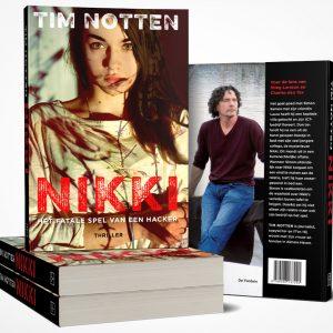 Nikki, 2015. Roman/thriller door Tim Notten
