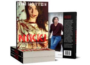 Nikki, 2015 -roman/thriller door Tim Notten